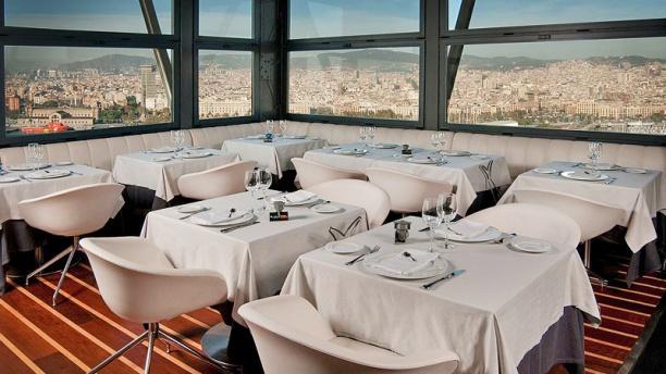 Torre d'Alta Mar vista sala