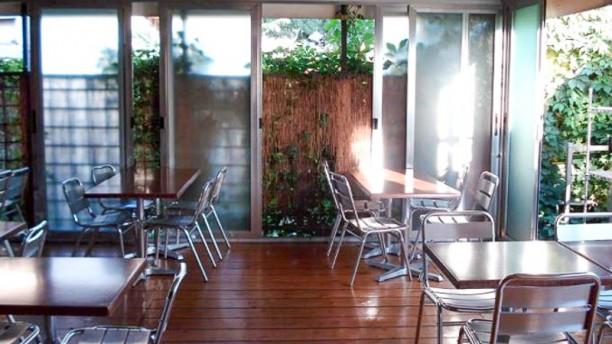 Movida sala patio interno