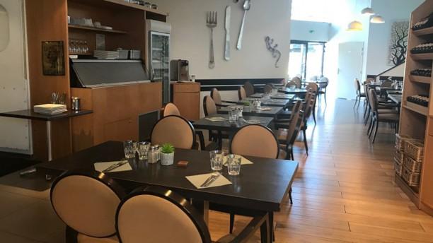 Axe Gourmand Salle du restaurant