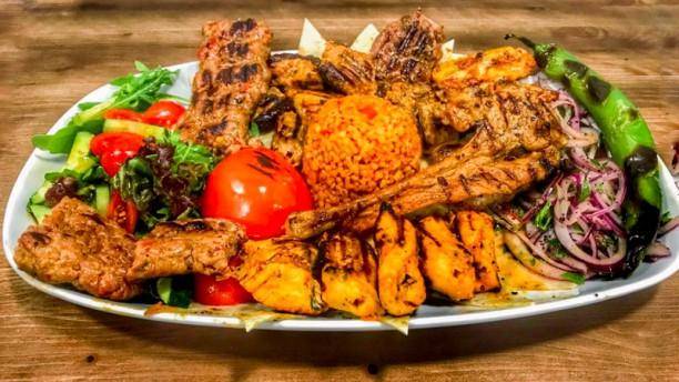 Anatolia Doner Kebap Grill Sugerencia del chef