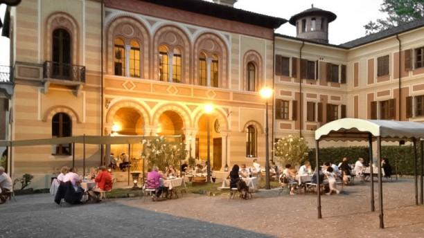 Villa Scati esterno