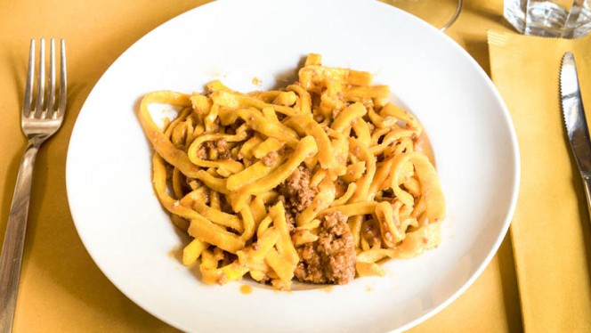 Suggerimento del piatto - Baracca e Burattini, Bologna
