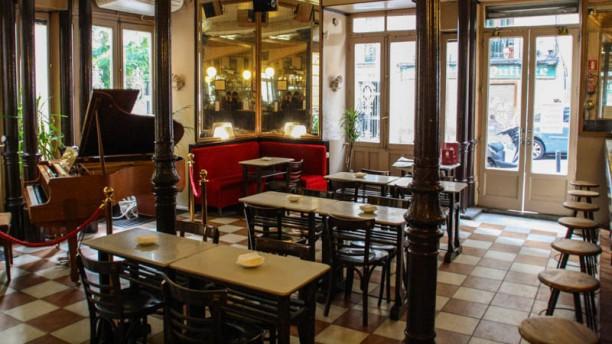 Café Barbieri Vista sala