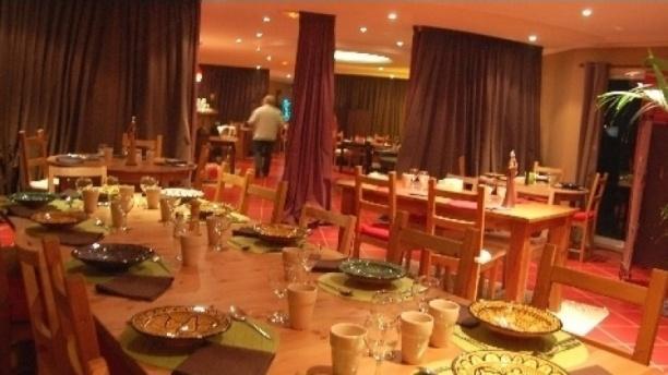 L'Assiette des Mondes Salle du restaurant