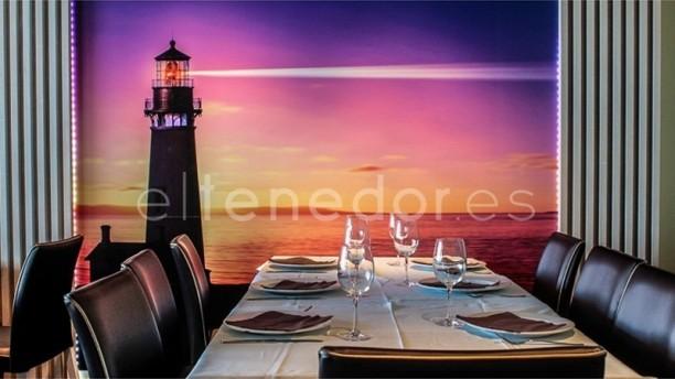 Mar Cantábrico Vista sala