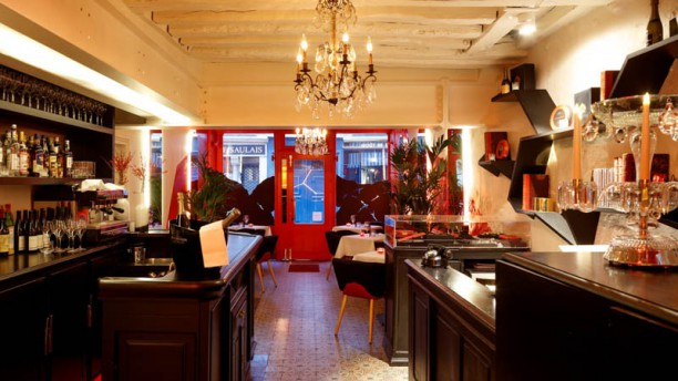 restaurant boutary paris 75006 saint germain des pr s menu avis prix et r servation. Black Bedroom Furniture Sets. Home Design Ideas