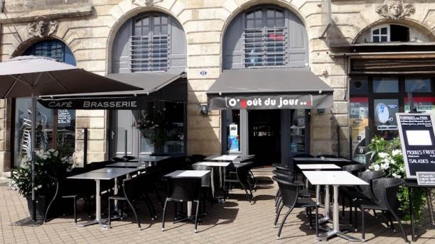 restaurant o 39 go t du jour bordeaux 33000 avis menu. Black Bedroom Furniture Sets. Home Design Ideas