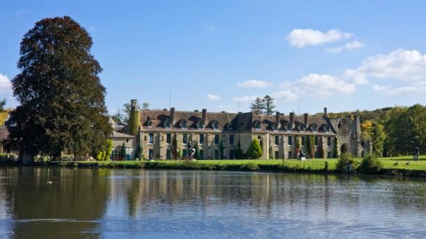 Abbaye des Vaux de Cernay - La Table du Prieur Restaurant
