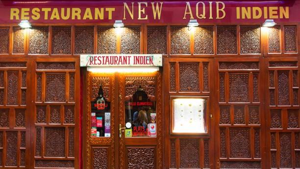 New Aqib Façade