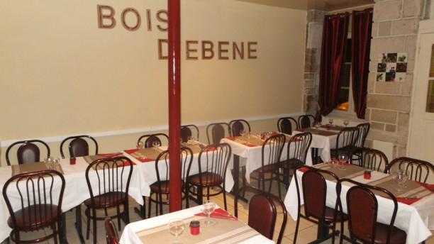 Le Bois D'Ebène salle