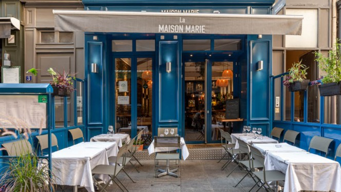 La Maison Marie - Restaurant - Lyon