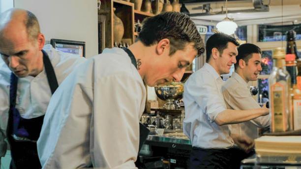 Brasserie van Antwerpen team