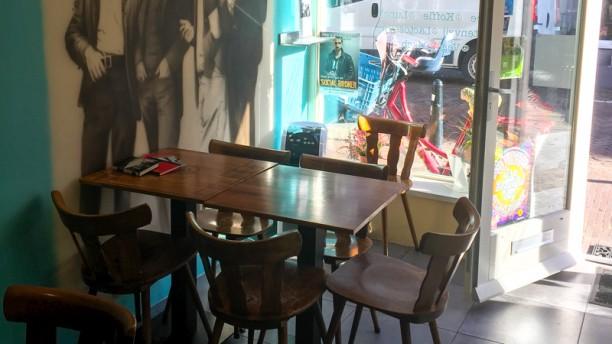 Puur eten & drinken Dordrecht Het restaurant