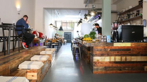 Gallizia restaurantzaal