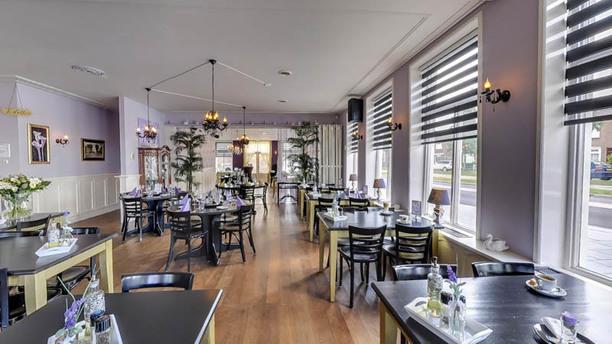 Brasserie De Drie Zwanen Het restaurant