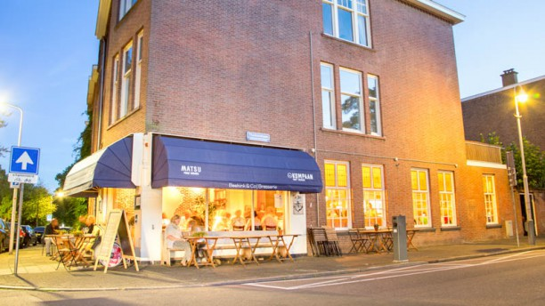 Brasserie Beekink & Co Buitenkant