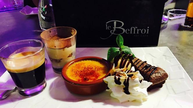 Suggestion du chef - Le Beffroi, Aix-en-Provence