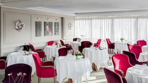 restaurant - Le Candille - Le Mas Candille - Mougins