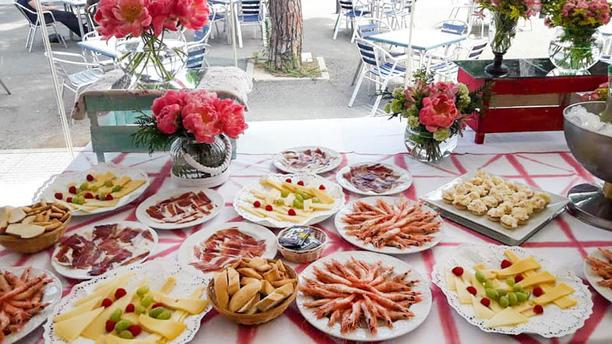 Isla bacuta (Hermandad Rocío de Huelva) Sugerencia del chef
