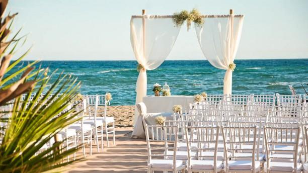 Candado Beach Vista terraza
