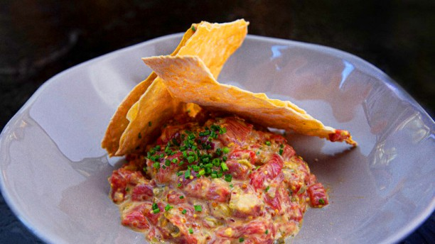 We Bistrot Steak Tartare en We Bistrot