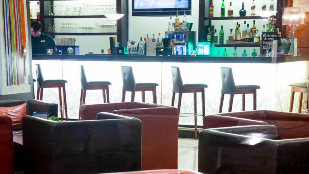 Onyx restaurant- Hôtel Radisson Blu Biarritz Bar Onyx