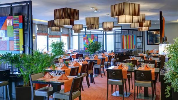 Onyx Restaurant - Hôtel Radisson Blu Biarritz Restaurant Onyx