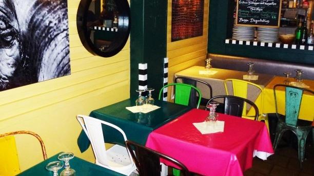 Crêperie Larcher Salle du restaurant