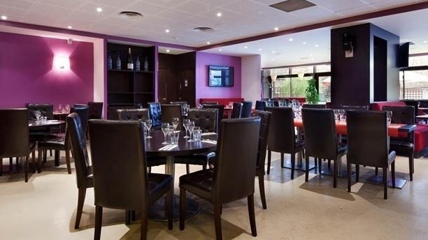 Lounge Royal Vue de la salle