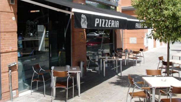 Pizzería Filomena Terraza