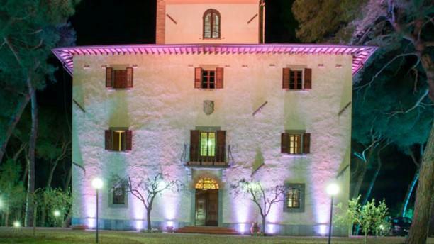 La Terrazza di Villa Petrischio La facciata