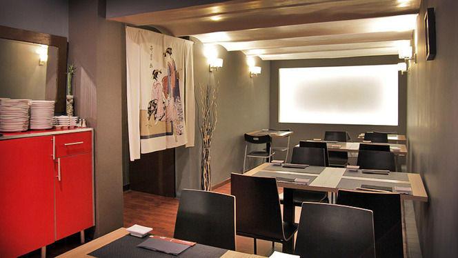 sala principal - Kaguya-Hime, Barcelona
