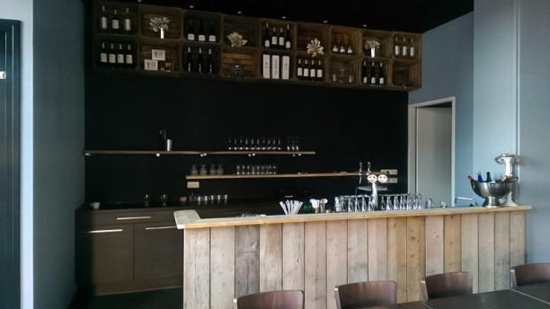 Bas & Lieke Het restaurant