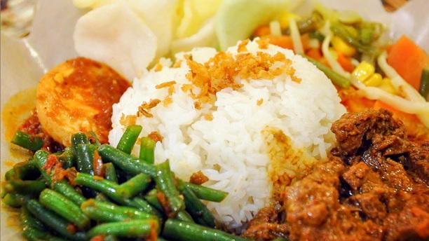 Eethuis Wayang Suggestie van de chef