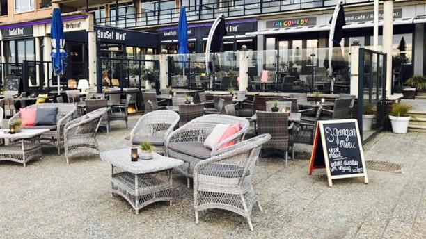 Grandcafé restaurant The Comedy Terras