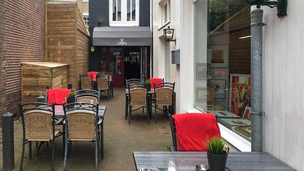 Eetcafé 'T Nieuwe Pakhuys Ingang