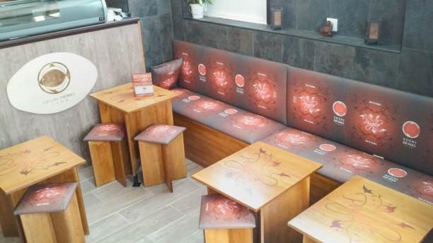Sushi Drinks Club o nosso espaço