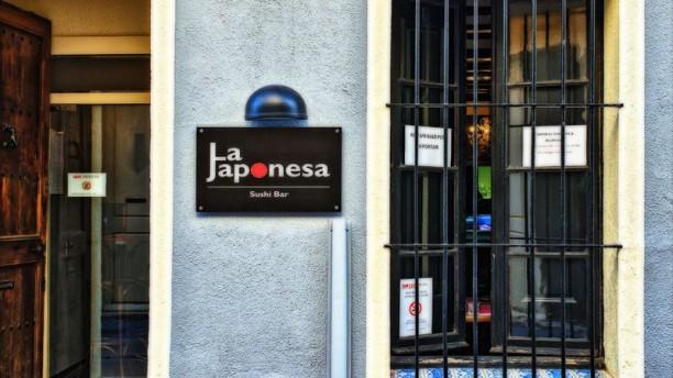 La Japonesa Sushi Bar Entrada
