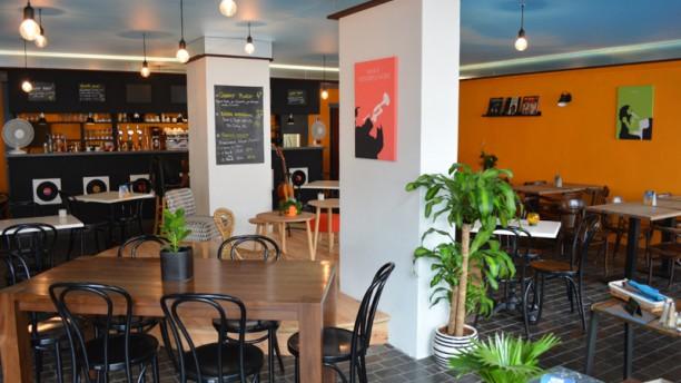 Soul Town Salle du restaurant