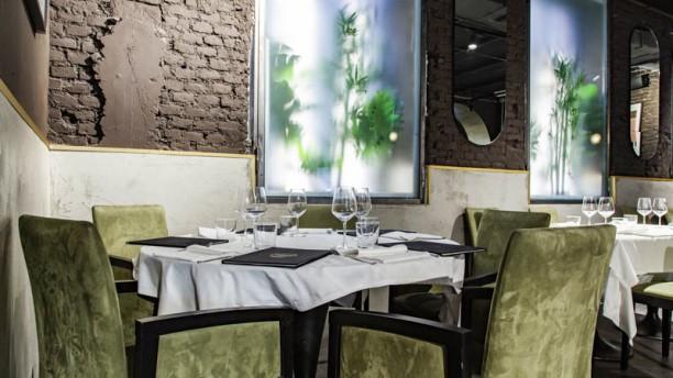 Oro Restaurant Vista sala