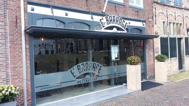 E'Barrage Restaurant