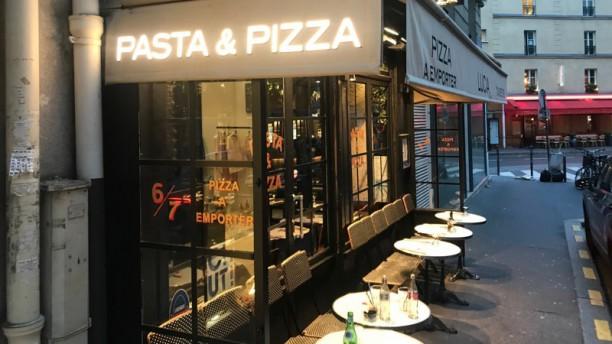 Lucia Pasta & pizza Entrata