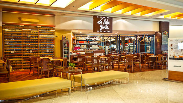 La Pasta Gialla - Park Gourmet rw ambiente