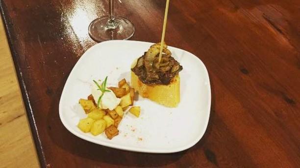 Buenos Aires Bodeguita Café Sugerencia del chef