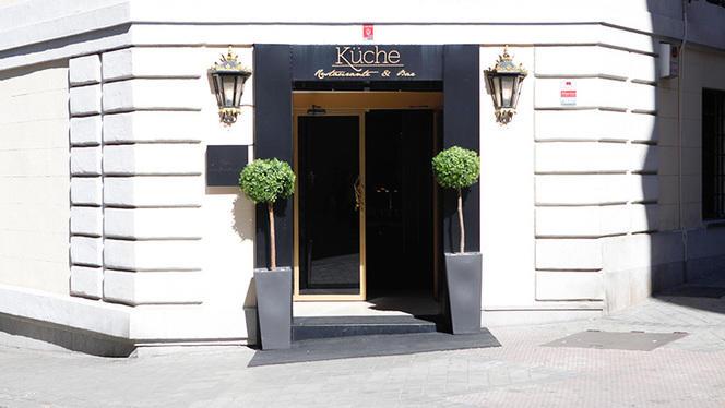 Fachada - Küche, Madrid