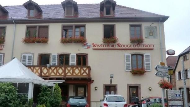 Restaurant Au Rouge D Ottrott Menu