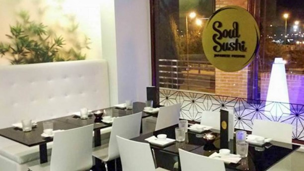 Soul Sushi - Japanese Fusion sala
