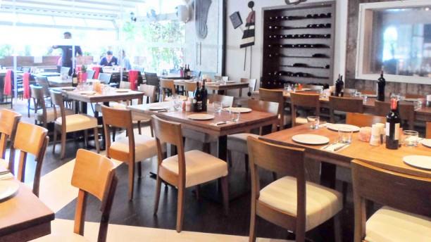 Özgür Şef Steak House - Ataşehir Room