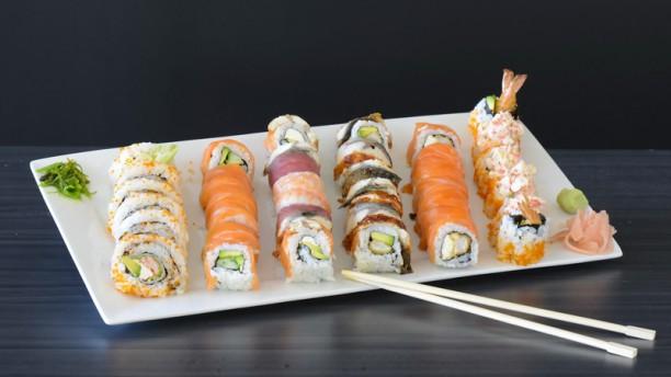 Modern Sushi Vitrolles Plateau sushi