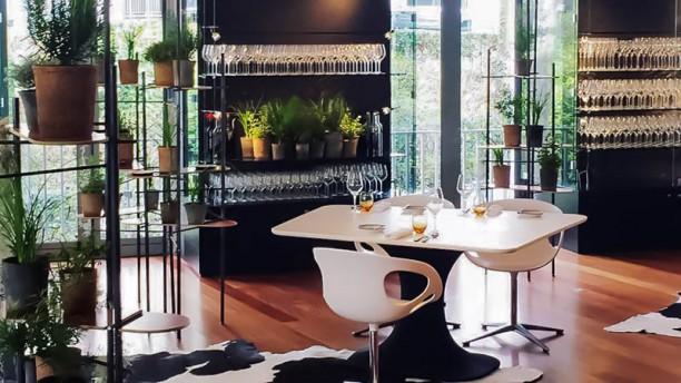 Restaurant WY Vue de la salle